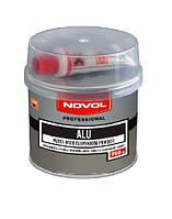 Шпатлевка Novol с алюминиевой пылью Alu 0,75 кг
