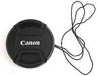 Передняя крышка объектива для Canon, 58 мм