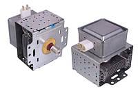 Магнетрон микроволновой печи LG 2M214, Witol 2M319J подключение  90°  (80х95)