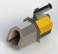 Пеллетная горелка OXI Ceramik + 20 5-20 кВт факельная