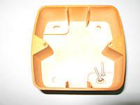 Коробка для наружной установки кремовая Zirve/Tuna