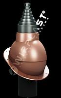 Антенный выход  WIRPLAST  для готовой  битумной черепицы