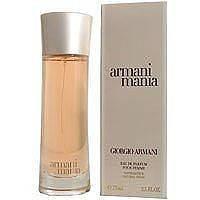 Armani Mania Giorgio Armani   (Армани Мания от Джорджио Армани)  100мл