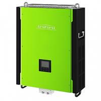Сетевой трехфазный солнечный инвертор InfiniSolar 10kW с функцией резерва