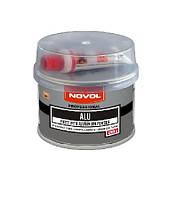 Шпатлевка Novol с алюминиевой пылью Alu 0,25 кг