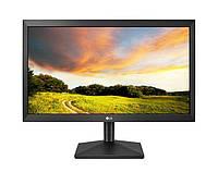 """Монитор LCD LG 19.5""""  D-Sub, TN (20MK400A-B)"""
