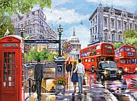 Пазлы Весна в Лондоне на 2000 элементов