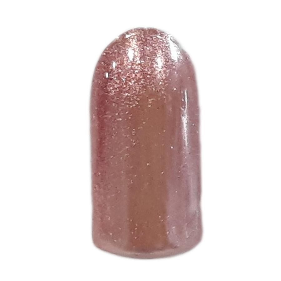 Втирка для дизайна ногтей с микроблестками (розовый)