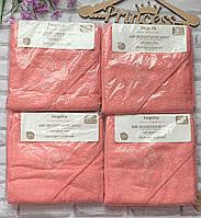 Яркое и качественное полотенце-уголок для младенцев с вышивкой