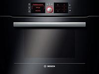 Духовой шкаф Bosch HBC 36D764 ( электрическая с пароваркой, 35 л )