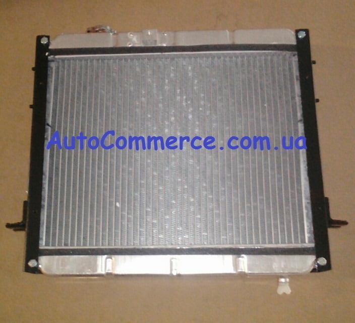 Радиатор сиситемы охлаждения Dong Feng 1044, Донг Фенг, Богдан DF30.
