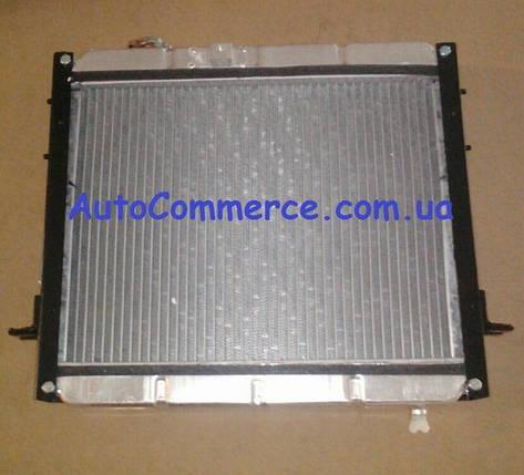 Радиатор сиситемы охлаждения Dong Feng 1044, Донг Фенг, Богдан DF30., фото 2