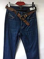 Женские джинсы на флисе оптом