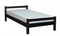 Деревянная кровать Л-120 80х190 см. Скиф