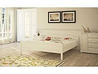 Деревянная кровать Л-201 120х190 см. Скиф