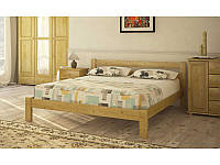 Деревянная кровать Л-205 120х190 см. Скиф