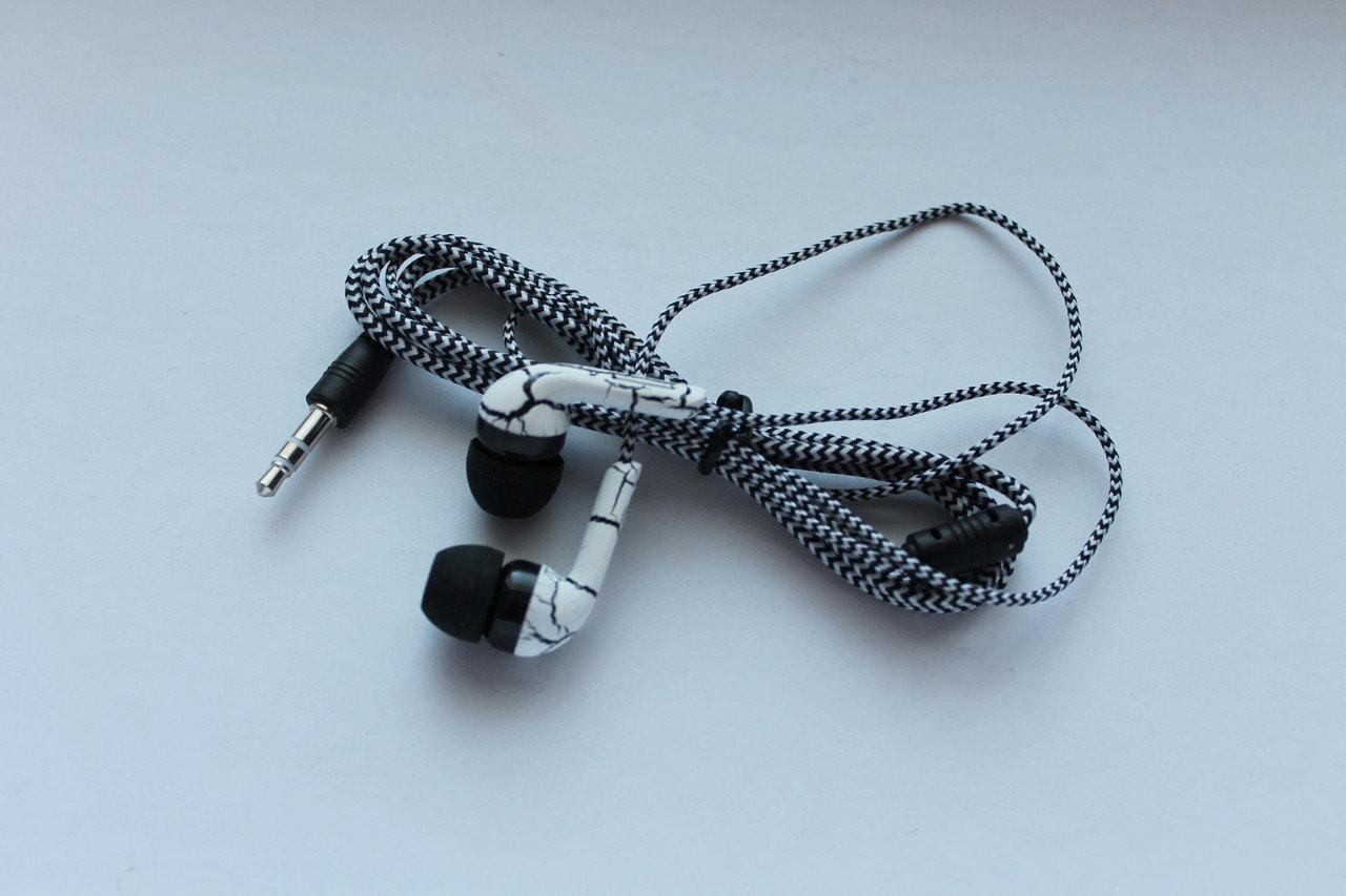 Наушники Blue Jazz BL-305 Тканевые с микрофоном
