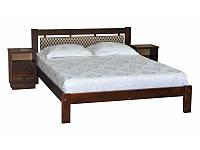 Деревянная кровать Л-229 120х190 см. Скиф