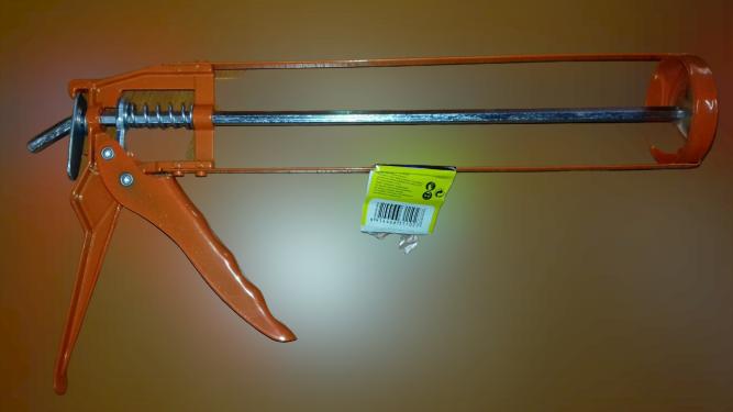 Каркасный пистолет Стандарт 31102 для герметика 280мл