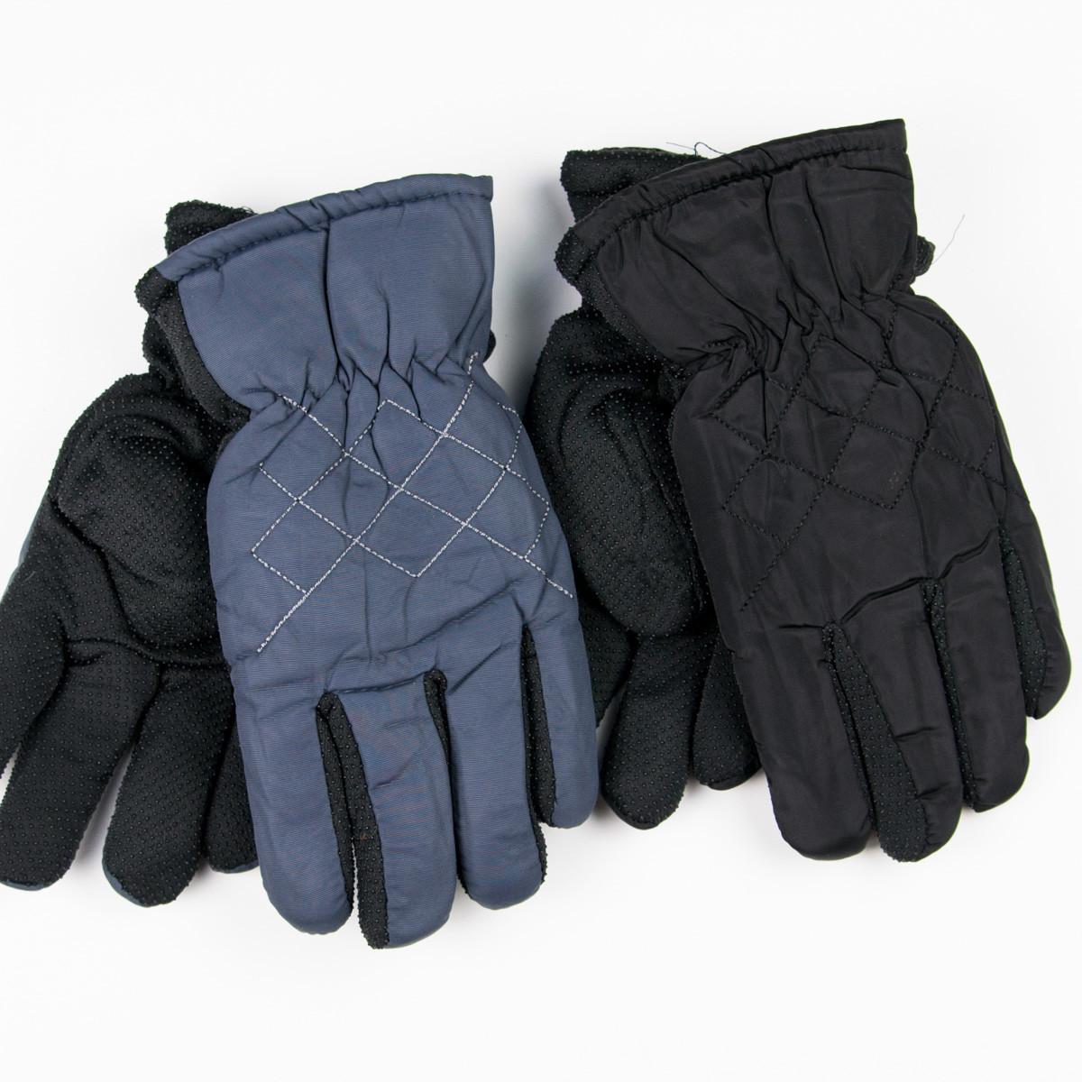 Оптом перчатки для мальчиков с антискользящей поверхностью 5-7 лет №19-16-3