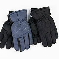 Оптом перчатки для мальчиков с антискользящей поверхностью 5-7 лет №19-16-3, фото 1