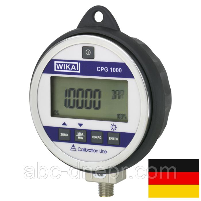 Цифровой манометр Wika CPG1000