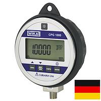 Цифровой манометр Wika CPG1000, фото 1