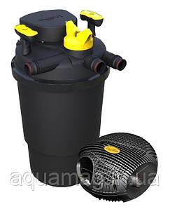 Комплект фильтрации Hagen Laguna Clear-Flo 3000 UVC / 3000л для пруда, водопада, водоема, каскада