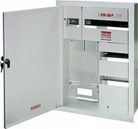 Шкаф распределительный мет. встраиваемый, 3-ф. счетчик,36 мод. замком, 560х410х185 мм (Karwasz), Польша
