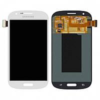 Дисплей + touchscreen (сенсор) для Samsung Galaxy Express i8730, белый, оригинал