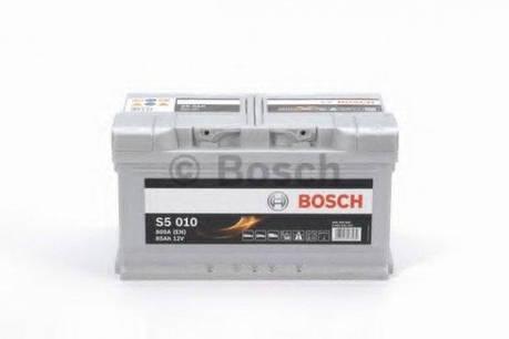 Bosch 6CT-85 S5 Silver Plus (S50 100) Автомобильный аккумулятор, фото 2