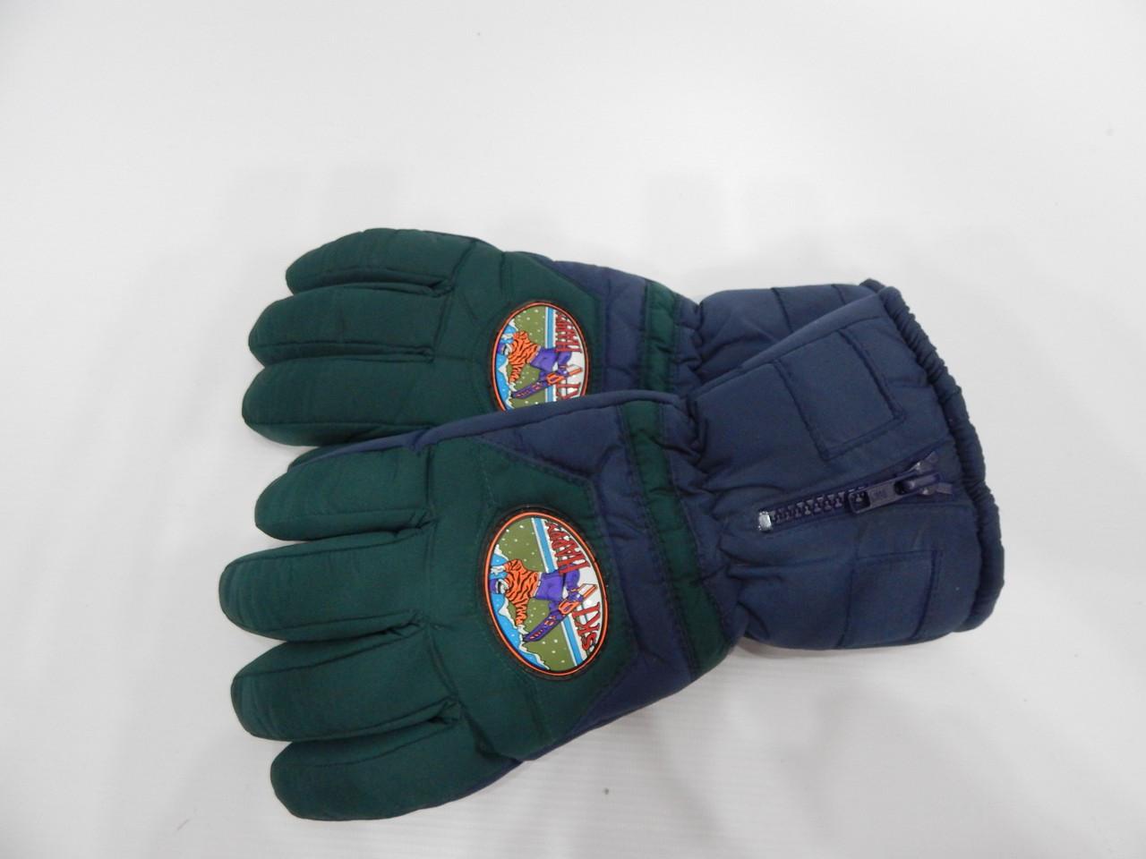 Перчатки мужские лыжные теплые Ski Happy р.L(9) 024PMZ