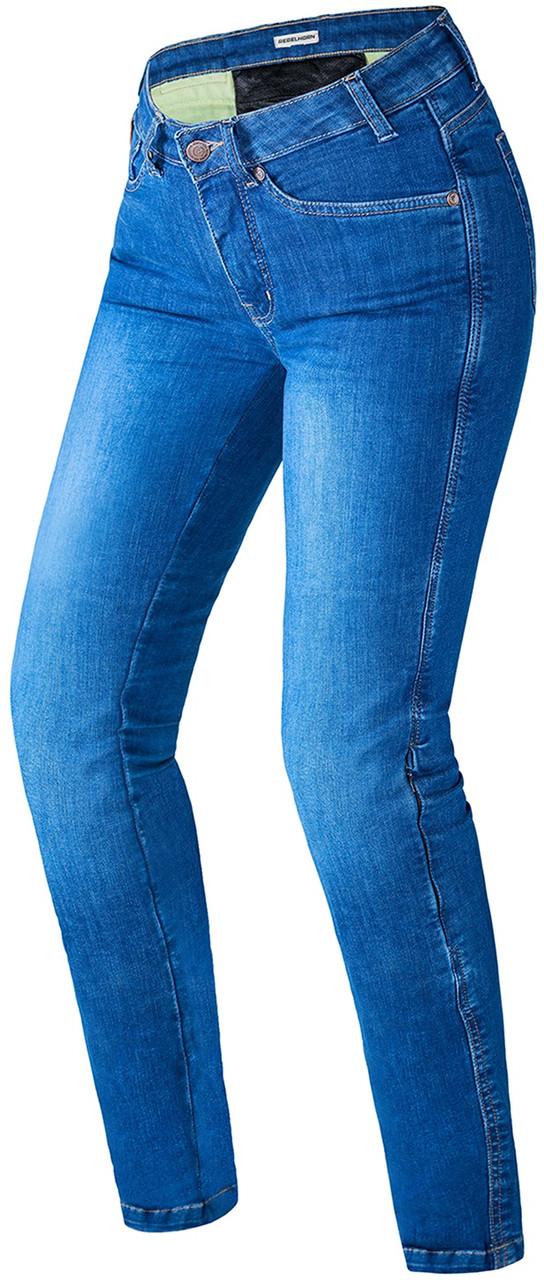 Джинсы REBELHORN текстиль CLASSIC II lady dark blue W26 L30