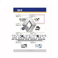 Ремкомплект рессоры Renault