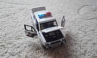 Машинка металлическая ВАЗ 2106, музыка, свет, в коробке, 19*8,5*8,5см, фото 1