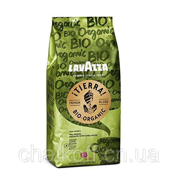 Кофе в зернах Lavazza Tierra Bio Organic 1000г (Италия)