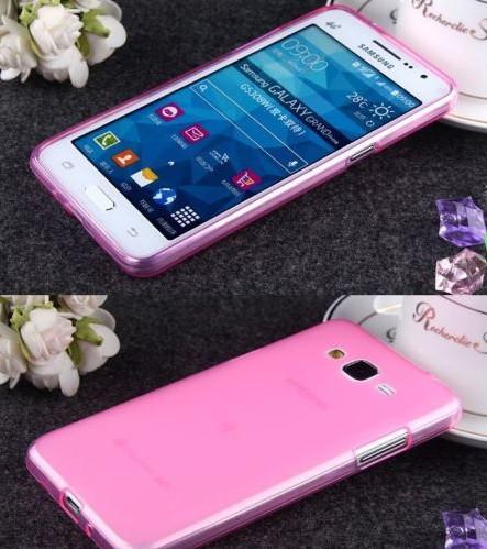 Силиконовый чехол для Samsung Galaxy J1 Ace Duos J110