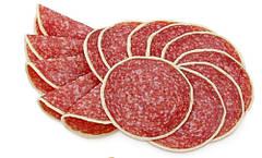 Колбаса -салями сыровяленная *Vijofel* Javor Salama /ок 750г/ Словакия