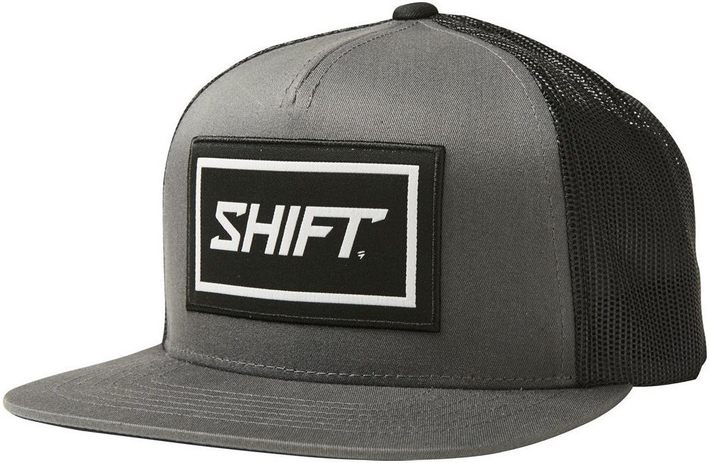 Кепка SHIFT WORDMARK SNAPBACK [BLACK], One Size