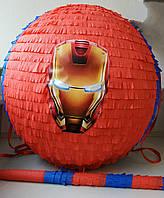 Пиньята - День рождение у ребенка Железный человек  г. Одесса