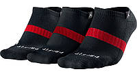 Носки Nike Air Jordan 3 пары (Артикул: 546479-012)