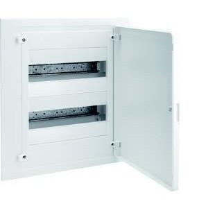 Щит в/у з білими дверцятами, 24 мод. GOLF (VF212PD)