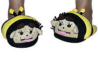 Тапочки игрушка домашние Пчела Майя Размер 25 - 45