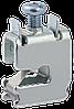 Зажим шинный (терминал) ЗШИ 1,5-16мм2 для шины 5мм IEK