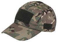 Тактическая бейсболка (кепка) MFH Мультикам, фото 1