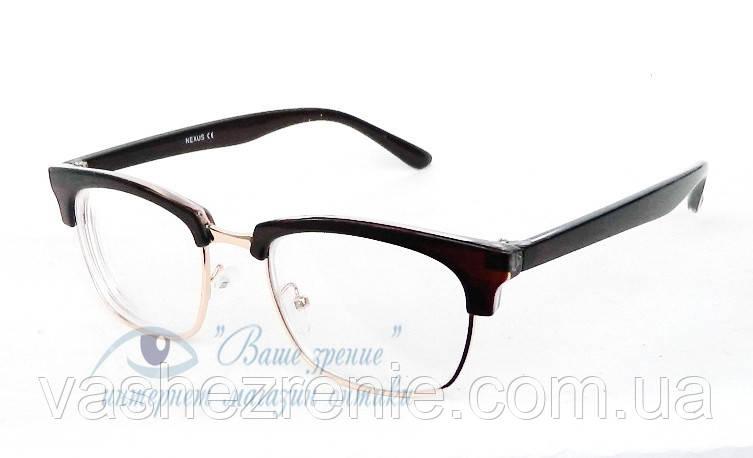 Очки для имиджа / имиджевые очки Код:872