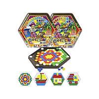 """Технок Мозаика """"Кольоровий Світ"""" 220 єлем."""