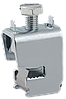 Зажим шинный (терминал) ЗШИ 35-70мм2 для шины 5мм IEK