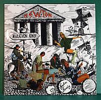 CD диск Newton Family (Neoton Familia) - Marathon (англоязычная версия)