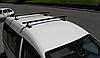 Багажник в штатні місця, планки з кріпленням (сталь) 130см \ 90кг. (Caddy, Kangoo)